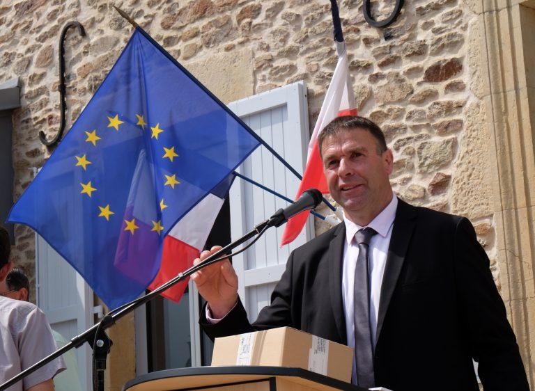 Jean-Marc FABRE, Maire de Castanet